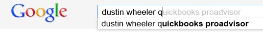 Dustin Wheeler Autocomplete Q