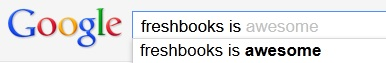 FreshBooks is awesome